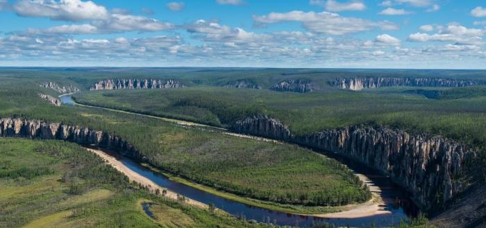 Lena River, Yakutia